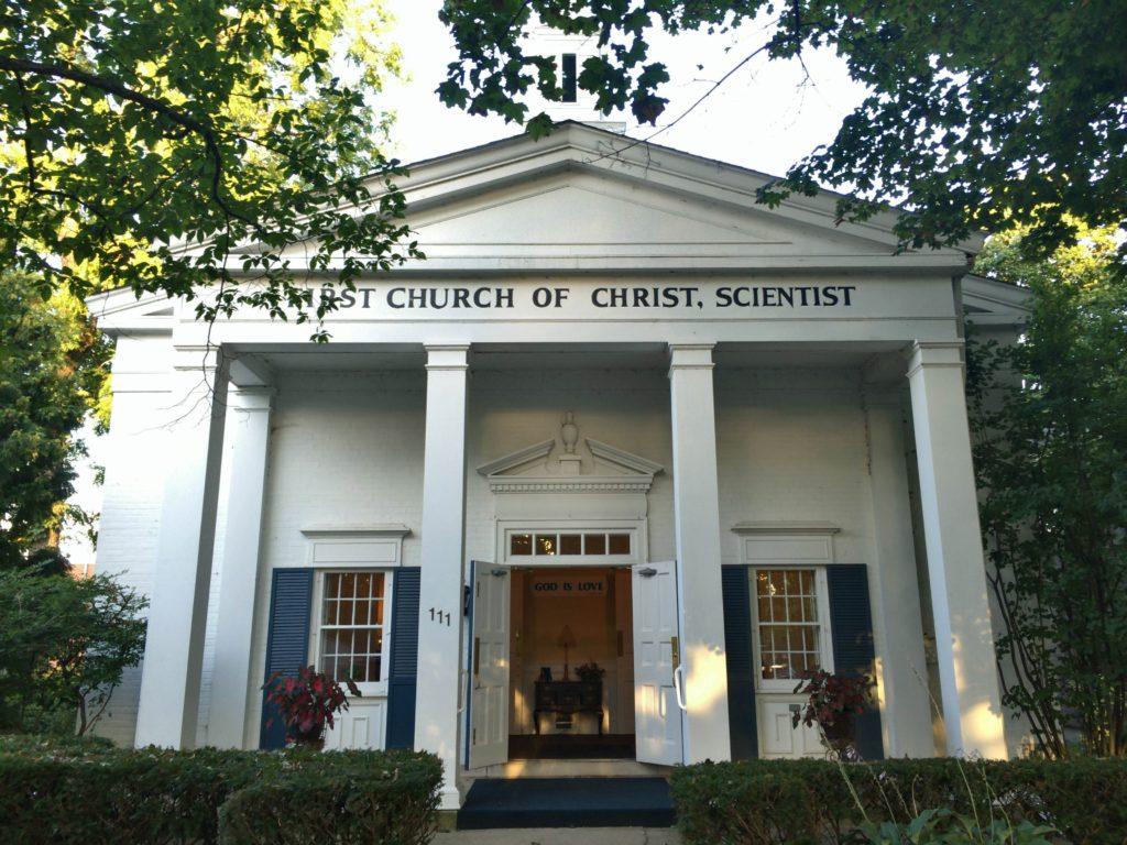 First Church of Christ Scientist, Geneva, IL Front